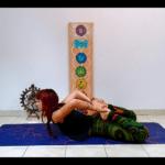 Postures de yoga. Asana et ses fruits.